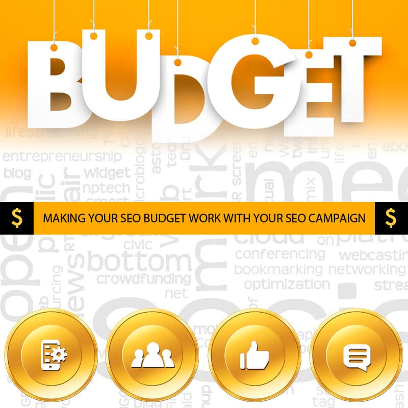Making Your SEO Budget Work With Your SEO Campaign