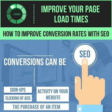 How to Improve Conversion Rates with SEO