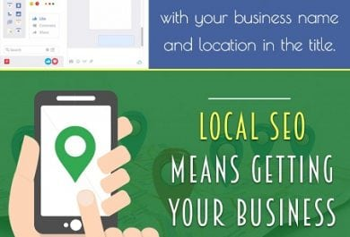 Local SEO Means Getting Your Business Together