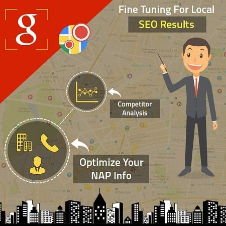 Fine Tuning For Local SEO Results