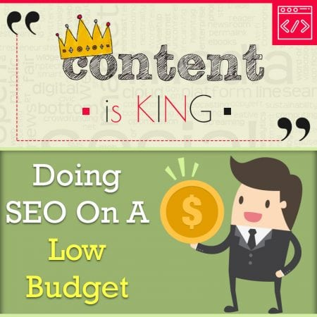 Doing SEO On A Low Budget