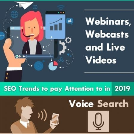 SEO Trends to pay Attention to in 2019