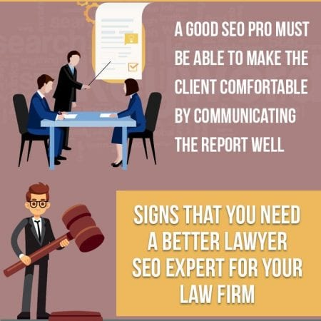Signs That You Need A Better Lawyer SEO Expert For Your Law Firm