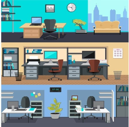 The New Age Of Office Space