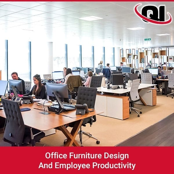 Office Furniture Design And Employee Productivity
