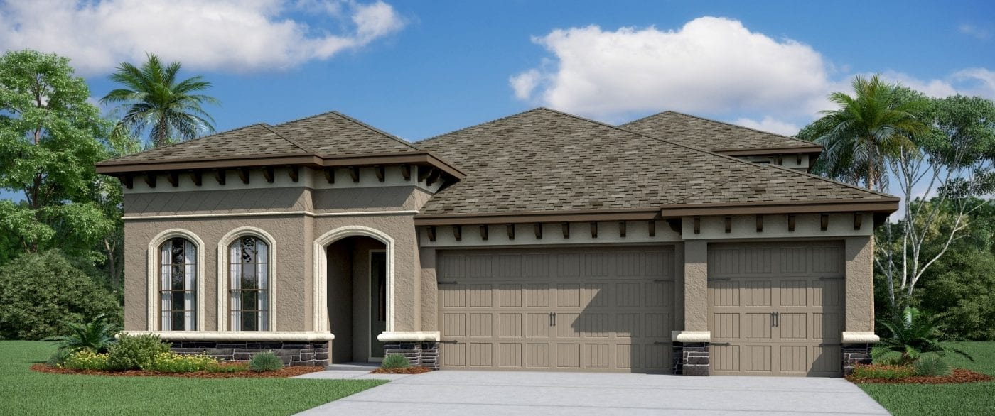 Vitale Homes Murano-Bonus Elevation C