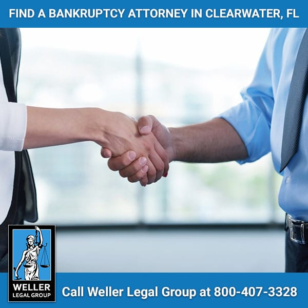 A Bankruptcy Attorney In Clearwater, Fl