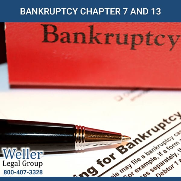 Bankruptcy Chapter 7 And 13