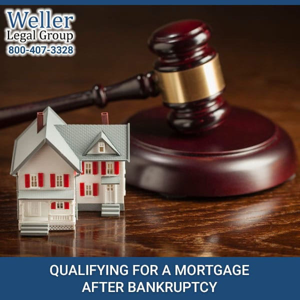 Qualifying For A Mortgage After Bankruptcy