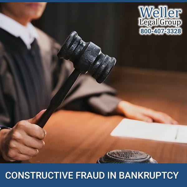 Constructive Fraud In Bankruptcy