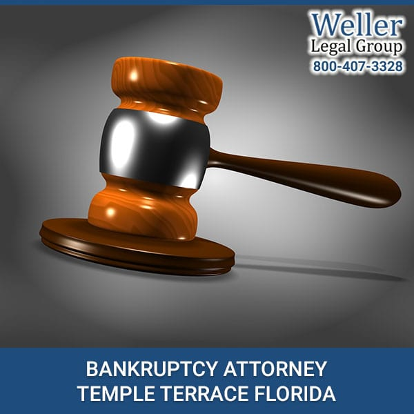 BANKRUPTCY ATTORNEY TEMPLE TERRACE FLORIDA