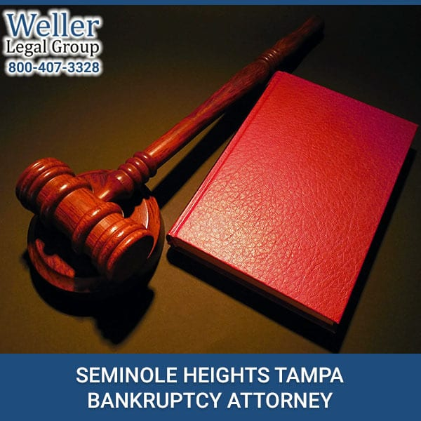 SEMINOLE HEIGHTS TAMPA BANKRUPTCY ATTORNEY