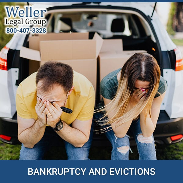 BANKRUPTCY AND EVICTIONS